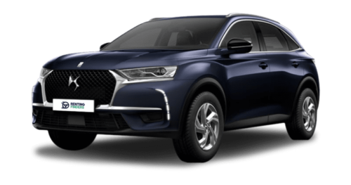 DS 7 Crossback 1.6 E-Tense 225 Grand Chic Auto azul