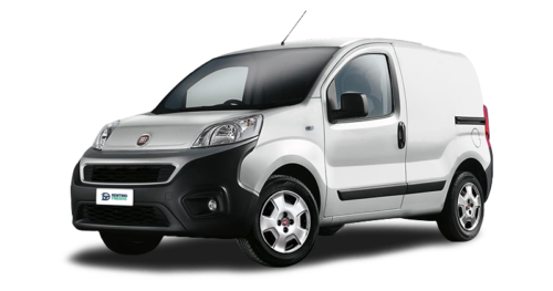 Ofertas de renting Fiat Fiorino blanco de 1 puerta