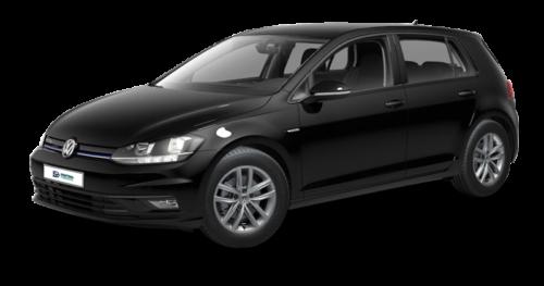 Volkswagen Golf 1.0 TSI 110 CV negro