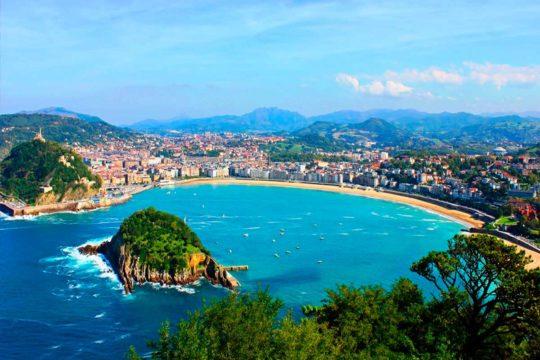 Las mejores playas de España, La Concha
