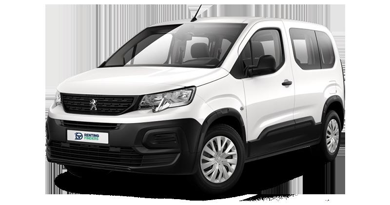 Ofertas de Renting Peugeot Rifter