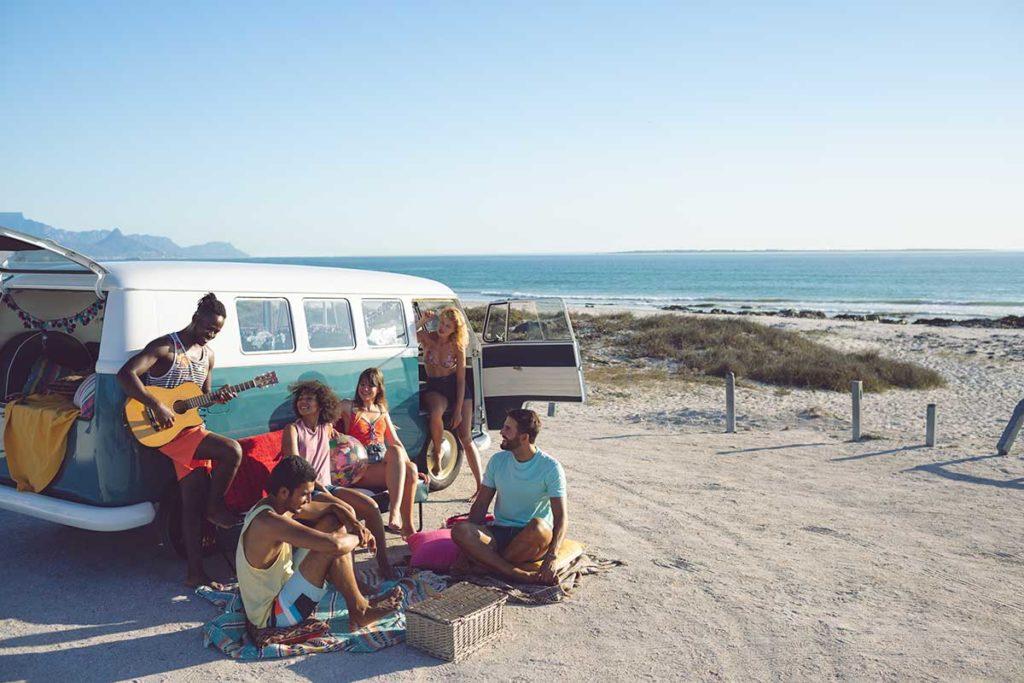 Viaja en furgoneta y conoce las mejores rutas de España