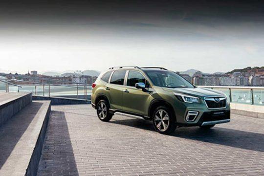Nuevo Subaru Forester 2021, un SUV familiar