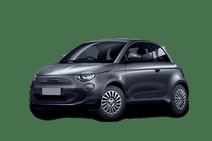 Renting Fiat 500e