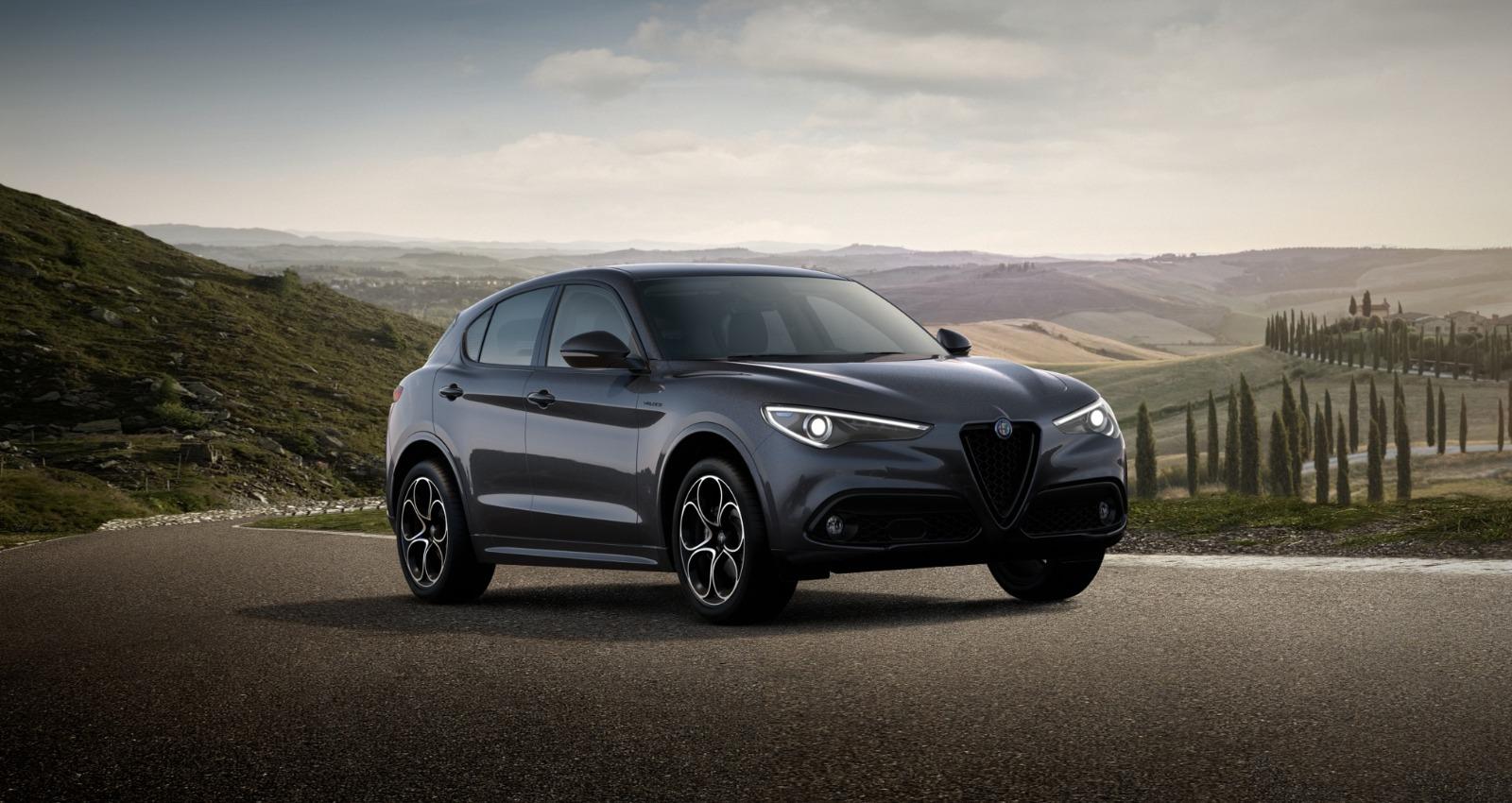 Renting Alfa Romeo Stelvio