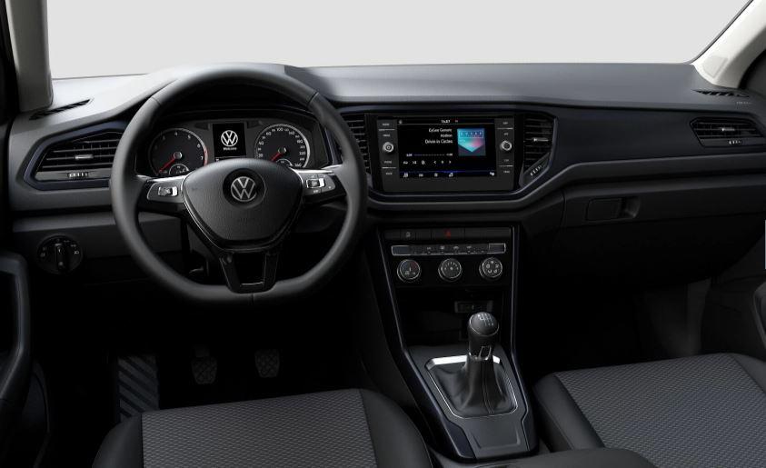 Renting Interior del Volkswagen T-Roc