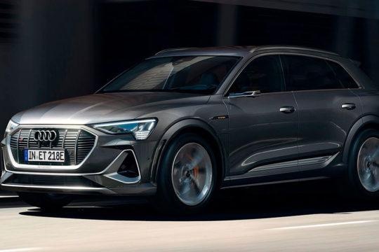 Premios Xataka: los coches más tecnológicos del 2020, Audi e-Tron S