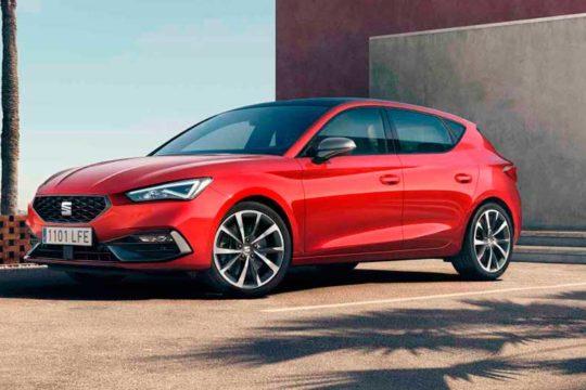 Conoce los coches de renting más vendidos en el 2020, SEAT León