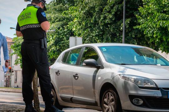 Las multas de tráfico más comunes en España
