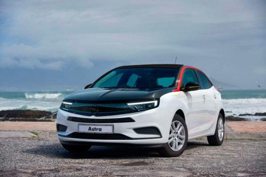 Conoce el Opel Astra 2021