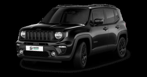 Renting Jeep Renegade