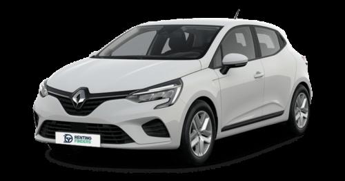 Renting Renault Clio