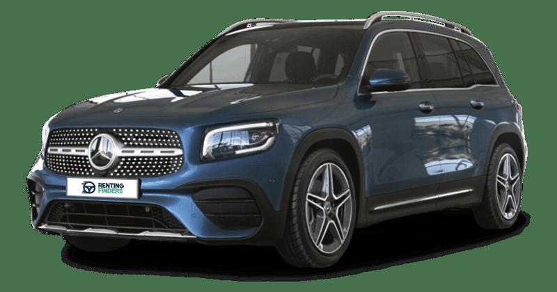 Renting Mercedes GLB