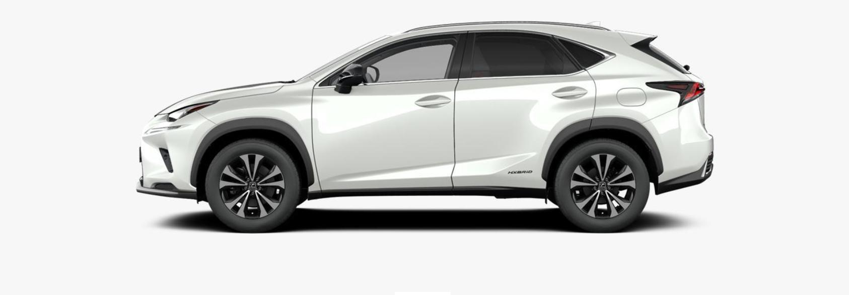 Renting Lexus NX