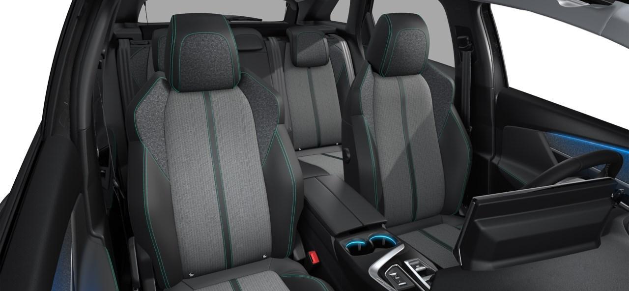 Renting Peugeot 3008 Asientos