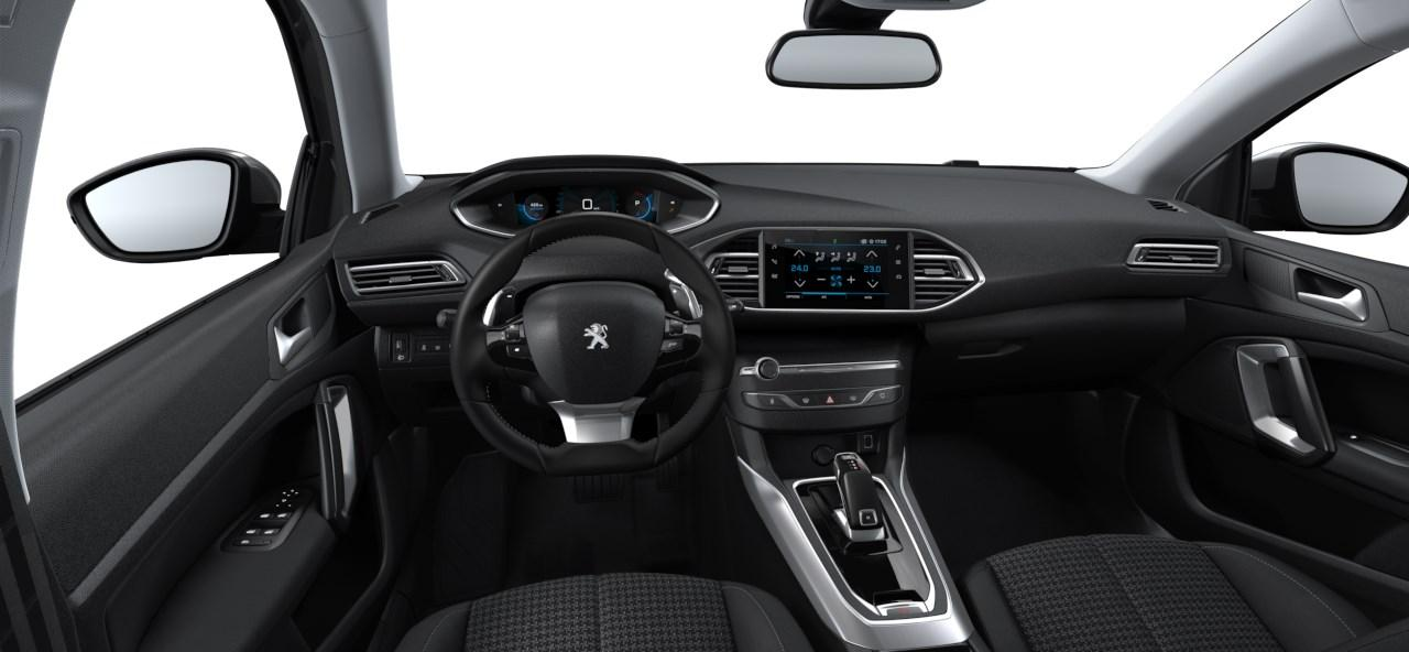 Interior Peugeot 308 SW Active Pack