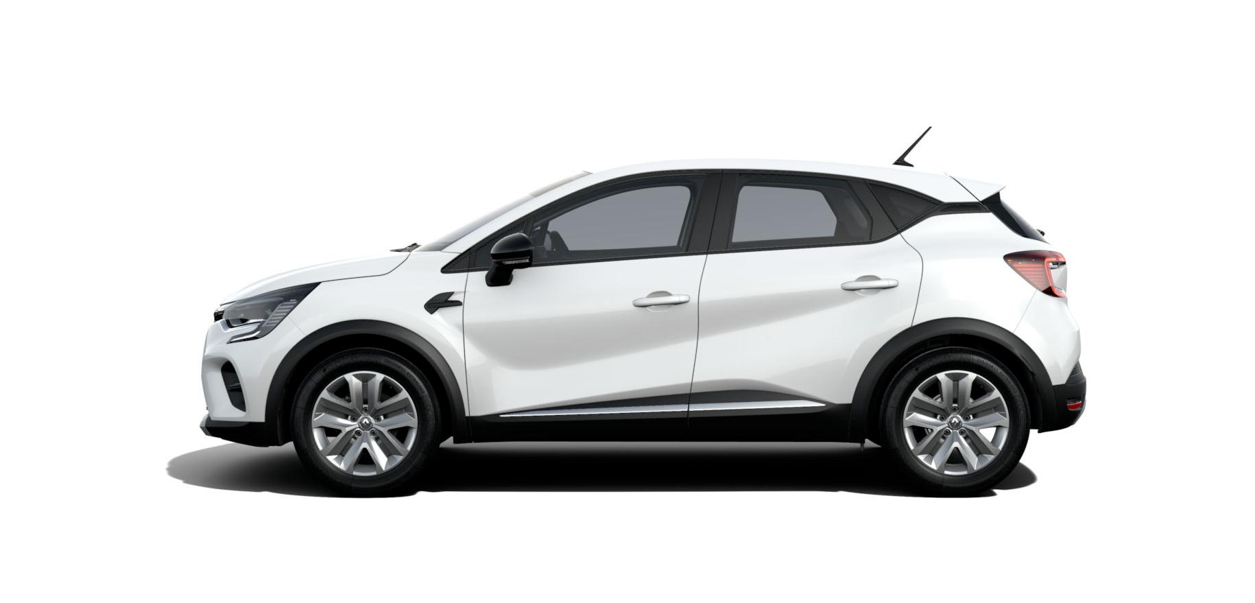 Renting Renault Captur