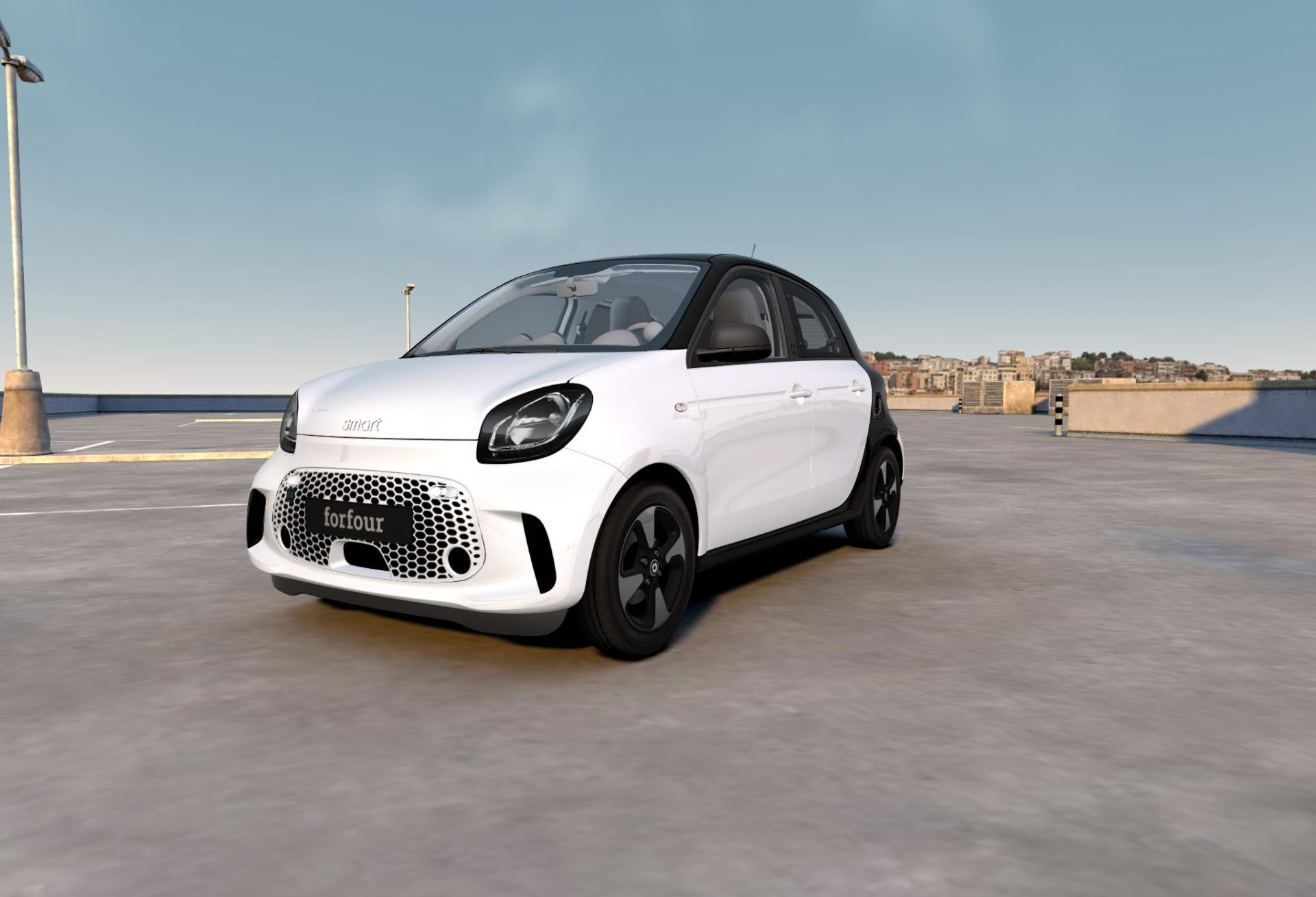 Renting Smart ForFour