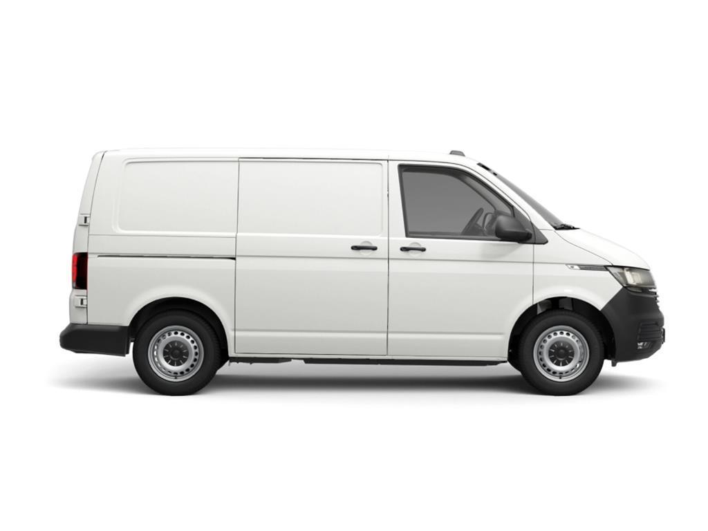 RentingVolkswagen Transporter