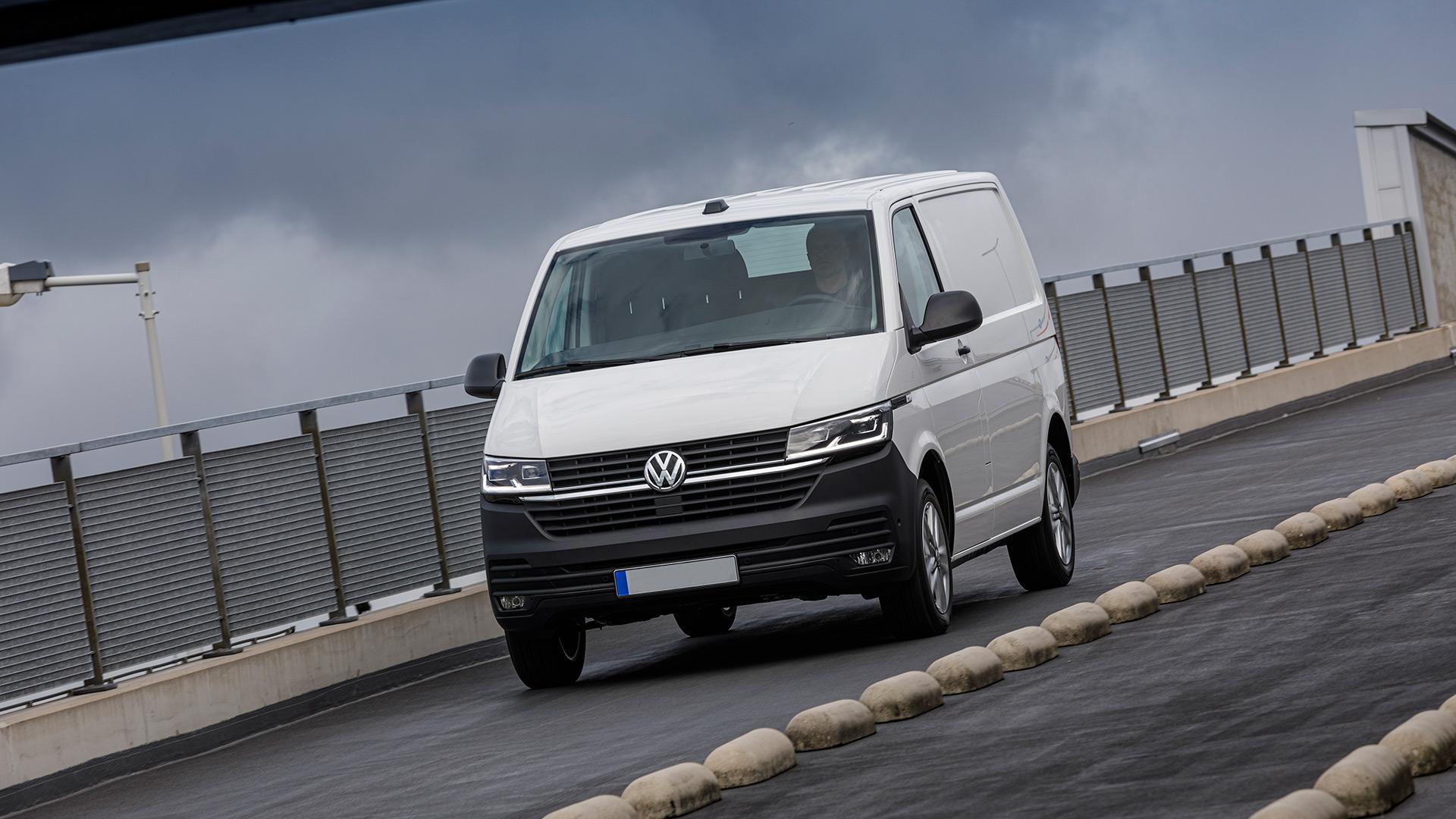 Volkswagen Transporter Furgón Corto Tn 2.0 Tdi