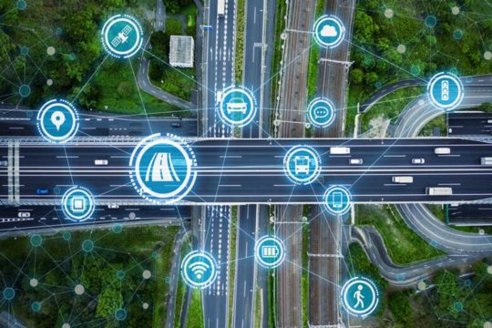 Conoce las carreteras inteligentes y su impacto en la movilidad sostenible