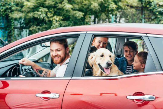 Los mejores coches familiares del 2021 para familias numerosas