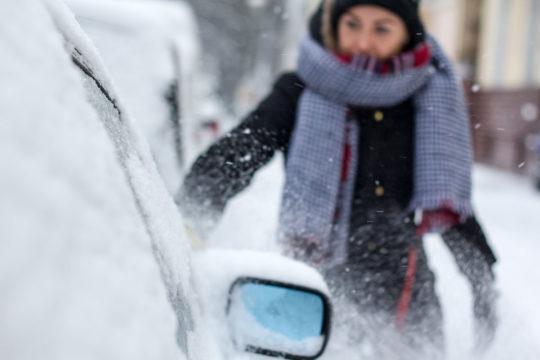 ¿Cómo cuidar el coche ante nevadas intensas y borrascas como Filomena?
