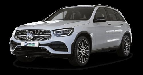 Renting Mercedes GLC