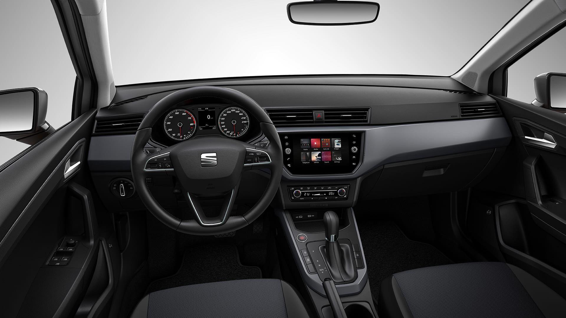 Renting Seat Arona Interior