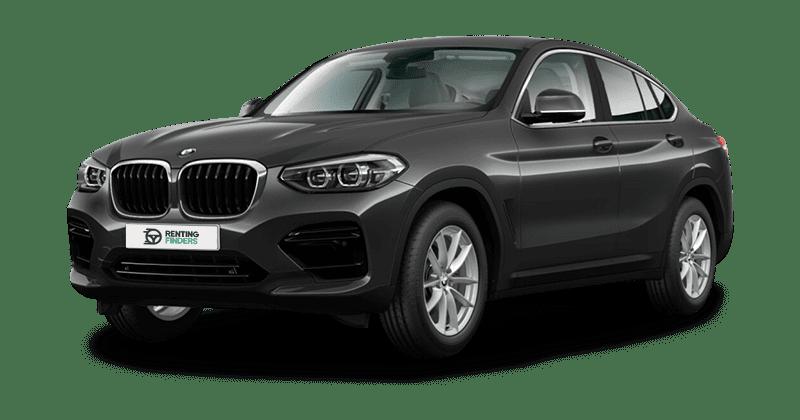 Renting BMW X4