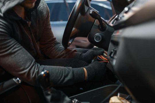 Mejores sistemas antirrobo para el coche