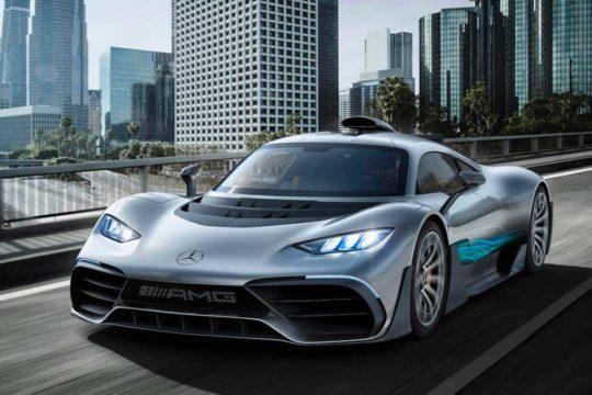 Conoce los coches que se estrenarán en el 2021, Mercedes AMG Project One