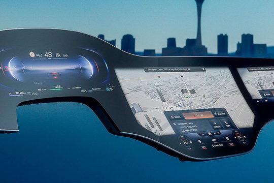 Conoce el Hyperscreen MBUX, el nuevo salpicadero de Mercedes-Benz