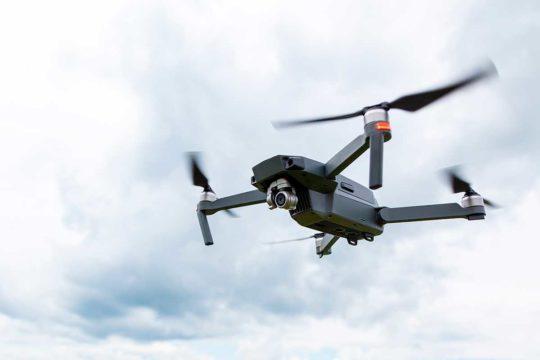Drones de la DGT: así funcionan y pueden multarte