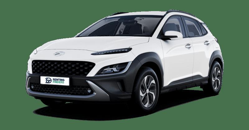 Renting Hyundai Kona Hybrid