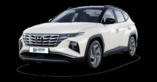 Renting Hyundai Tucson