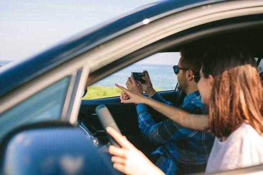 Viaja en coche a los lugares más espectaculares de España plasmados en películas