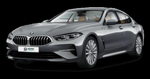 Renting BMW Serie 8