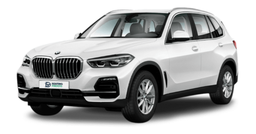 Renting BMW X5