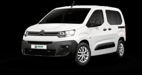 Renting Citroën Berlingo