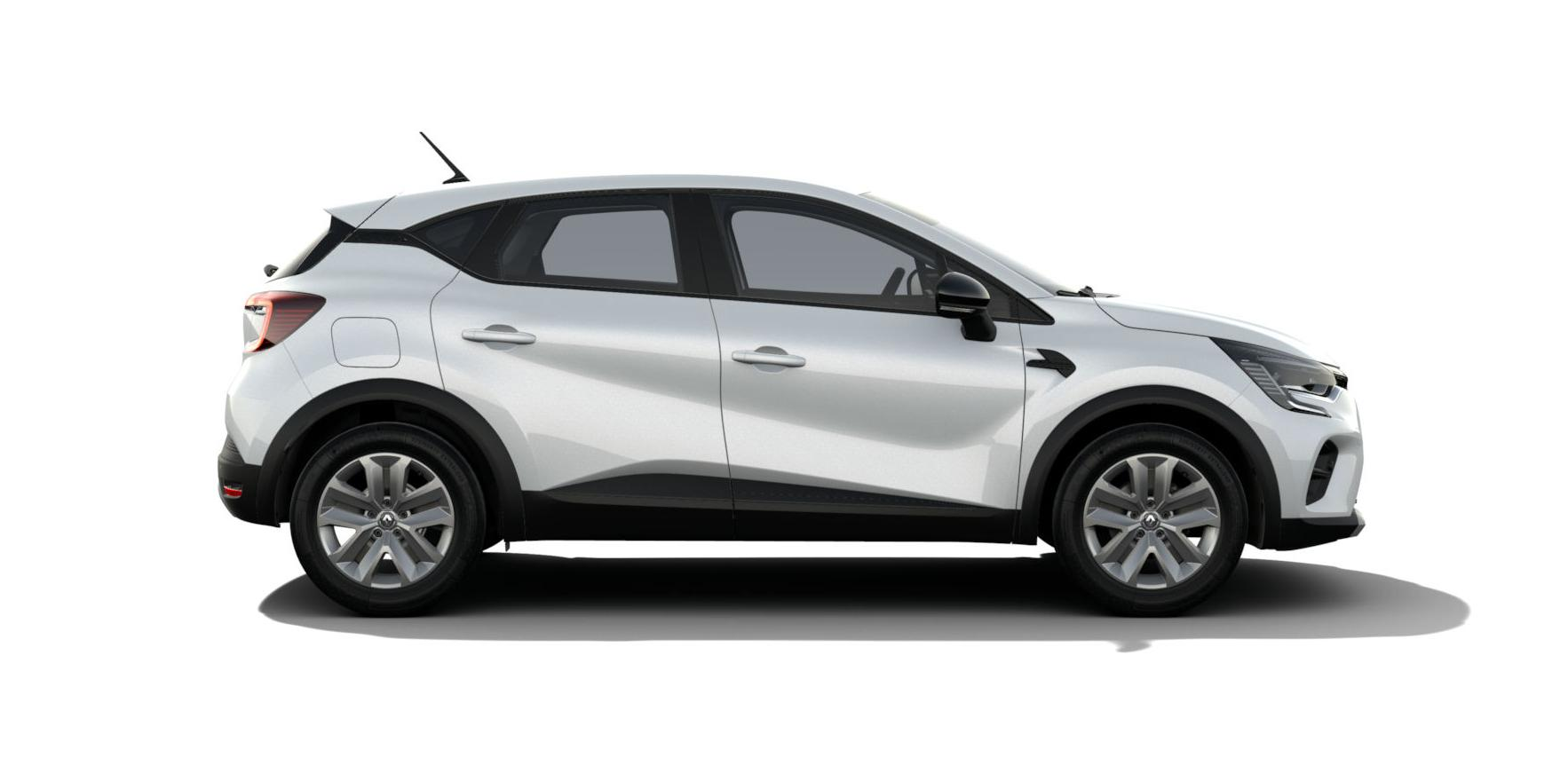 Renting Renault Captur Intens