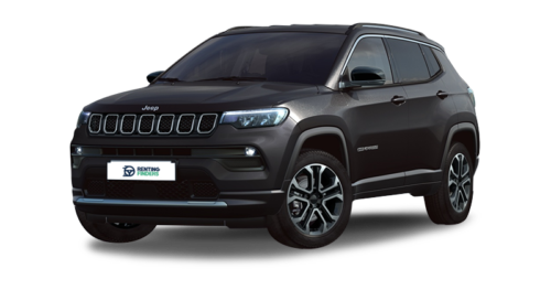 renting Jeep Compass1.3 Gse T4 Limited