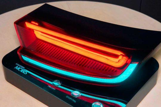 Hyundai HLED, la nueva tecnología de iluminación del futuro