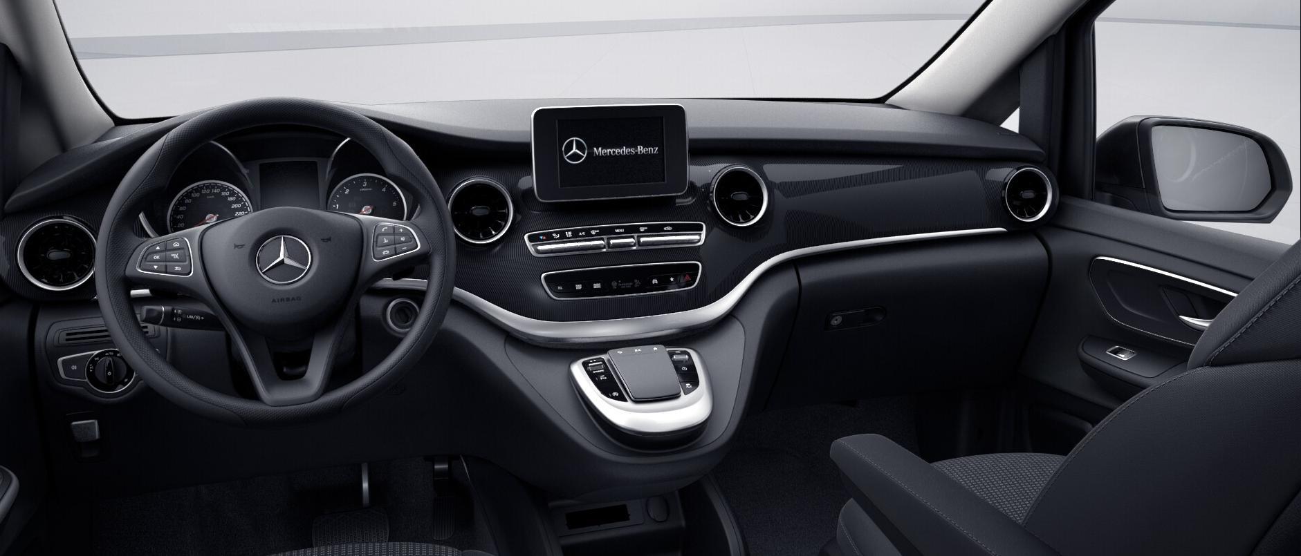 Mercedes clase v 220d Largo