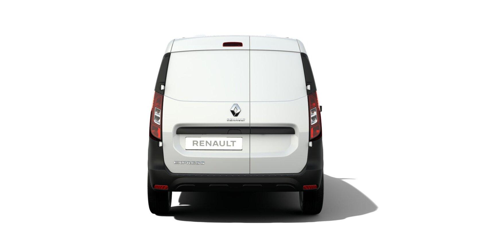 renting Renault Express1.5 Blue dCi Confort