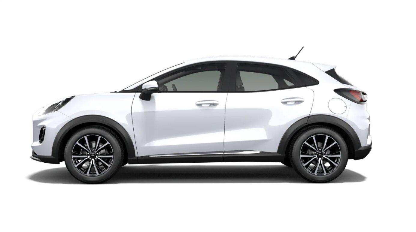 Renting Ford Puma1.5 Ecoblue Titanium