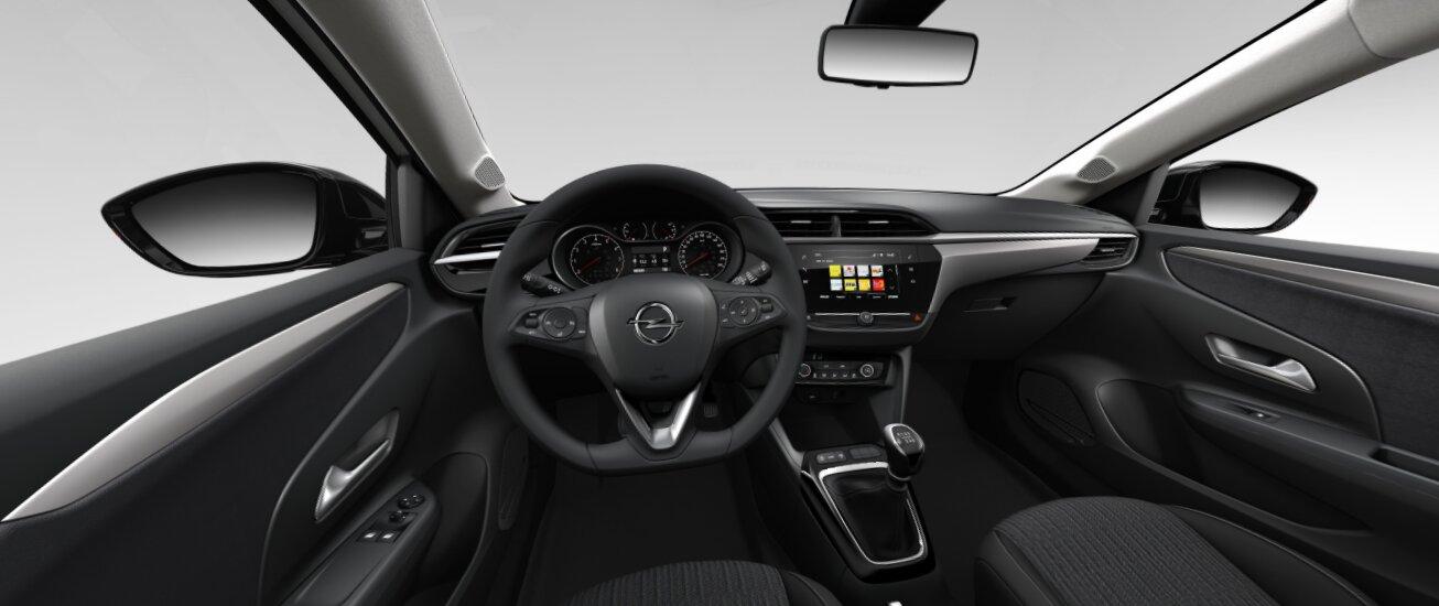Renting Opel Corsa 1.2 XHL Edition