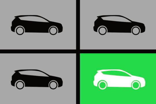 En España 1 de cada 4 coches ya son de renting