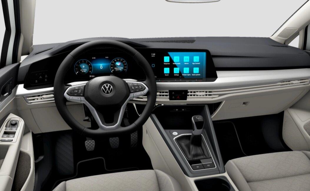 renting Volkswagen GolfLife 2.0 TDi