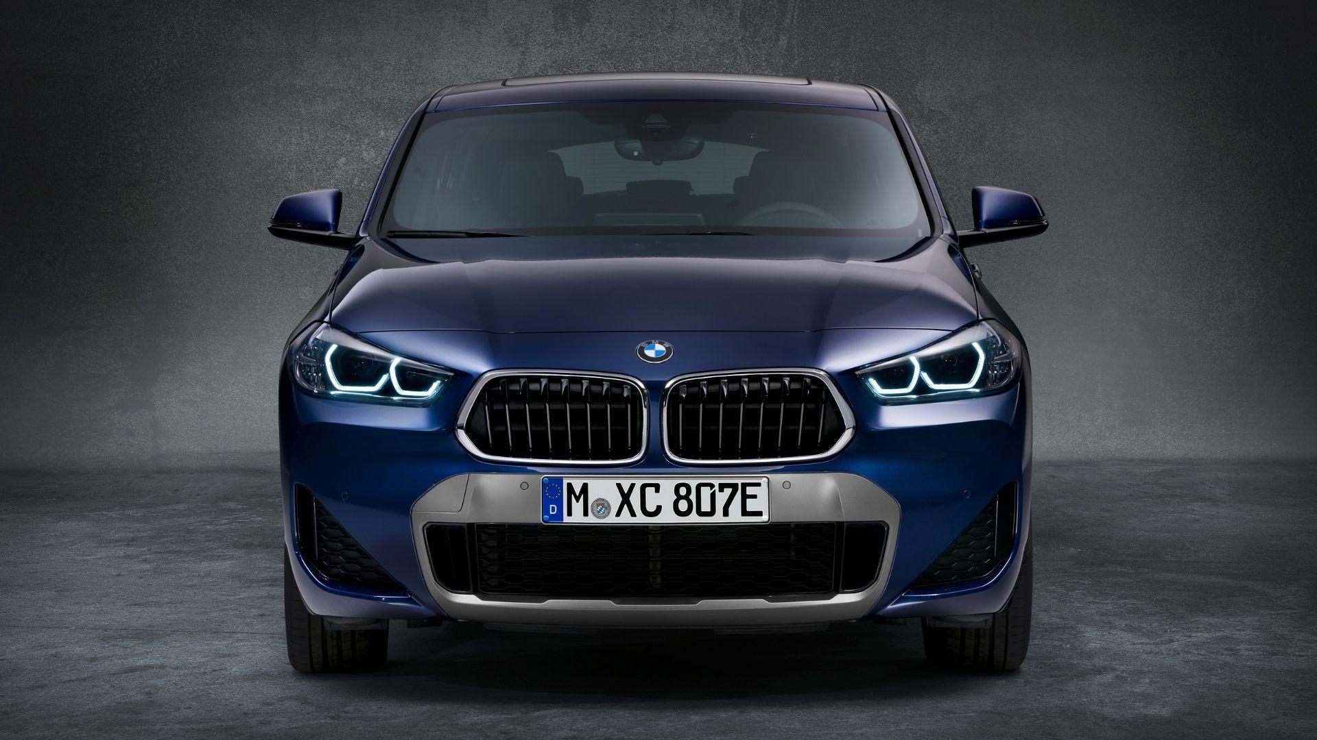Renting BMW X2xDrive 25e Auto